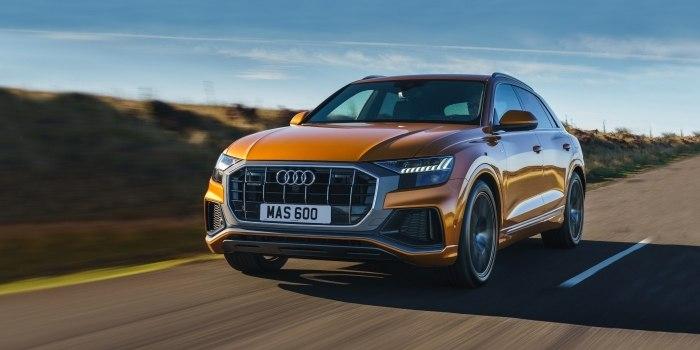 Обзор Audi Q8