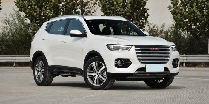 Haval H6 Red Label 2017