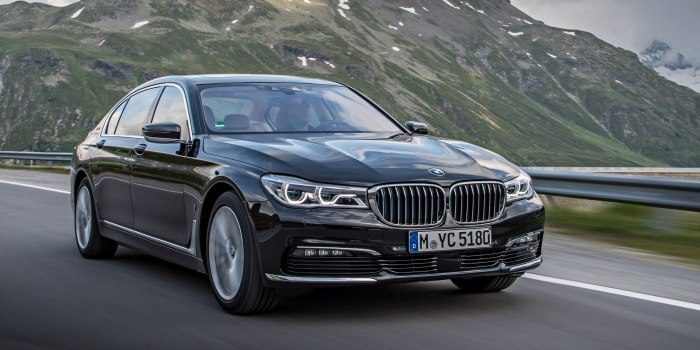 BMW 7 Series iPerformance (G11) 2016