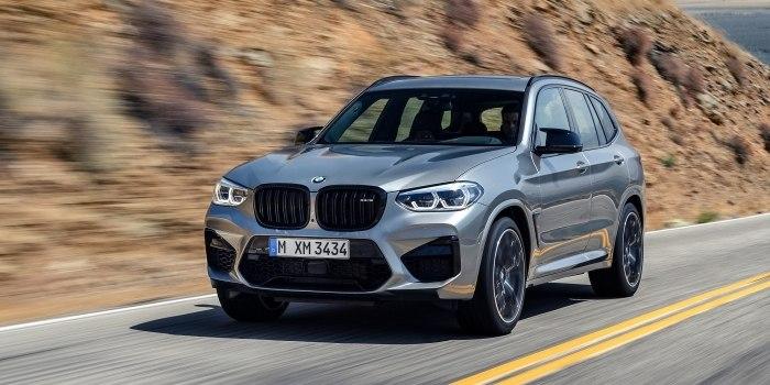 Обзор BMW X3 M