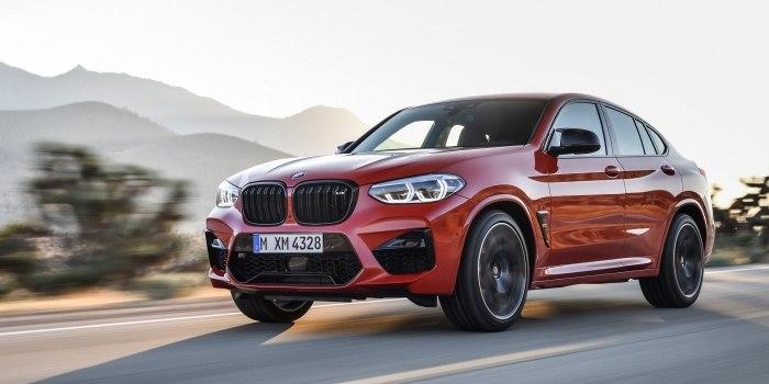 Обзор BMW X4 M