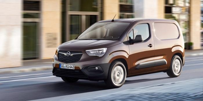Обзор Opel Combo Cargo
