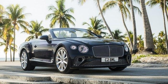 Обзор Bentley Continental GT Convertible