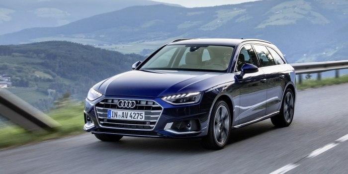 Обзор Audi A4 Avant