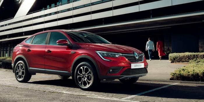 Обзор Renault Arkana