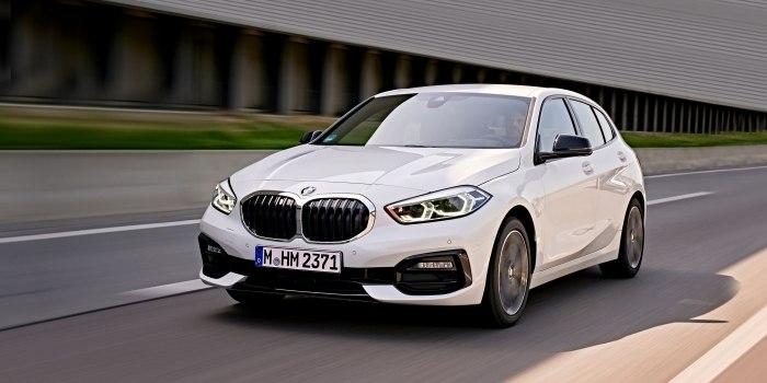 Обзор BMW 1 Series (F40)