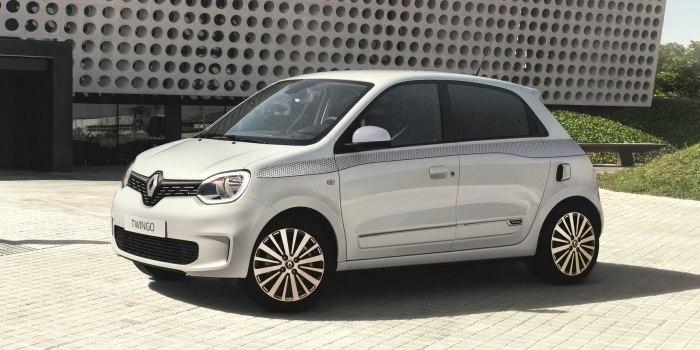 Обзор Renault Twingo