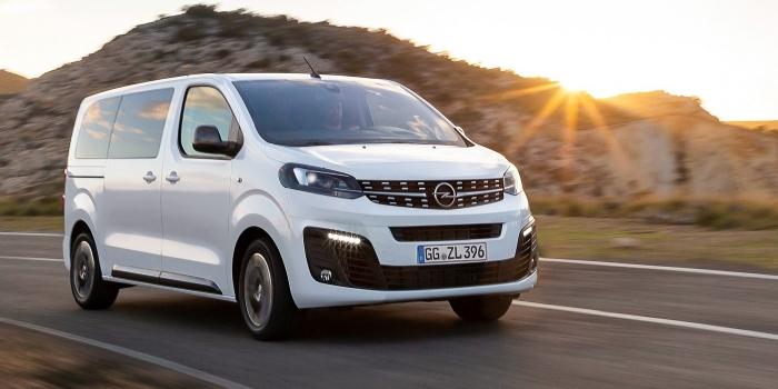 Обзор Opel Zafira Life