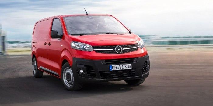 Обзор Opel Vivaro