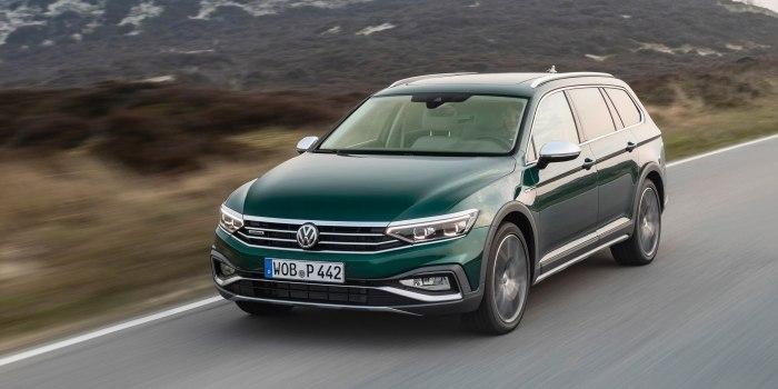 Обзор Volkswagen Passat Alltrack      - Обзор