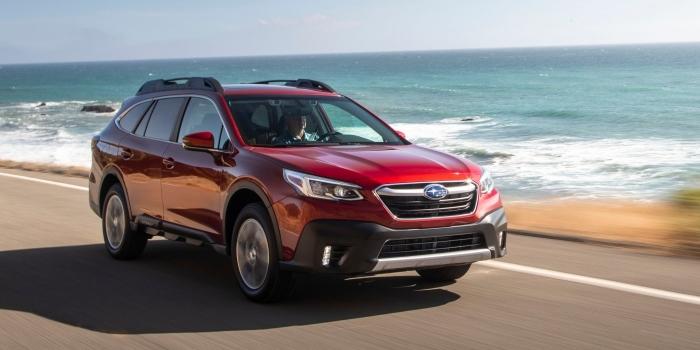 Обзор Subaru Outback