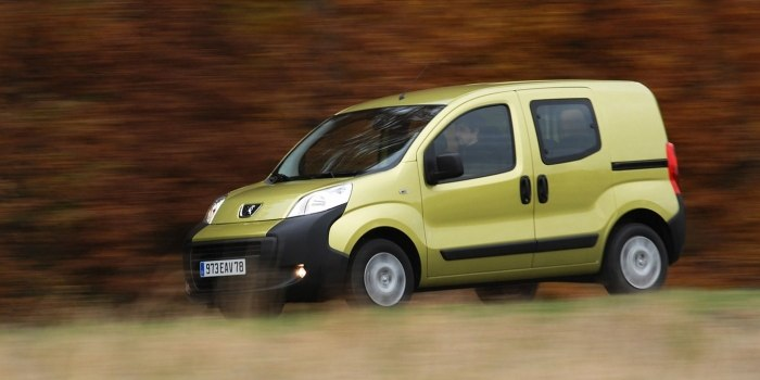 Peugeot Bipper Tepee  2007