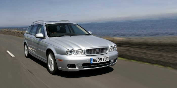 Jaguar X-TYPE Estate 2008