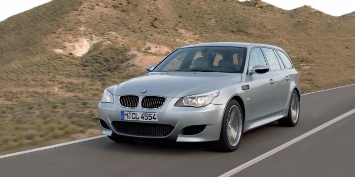 BMW M5 Touring (E61) 2007