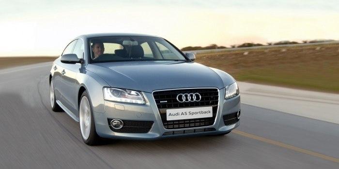 Audi A5 Sportback 2009