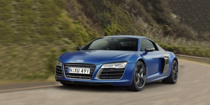 Audi R8 Coupe 2009