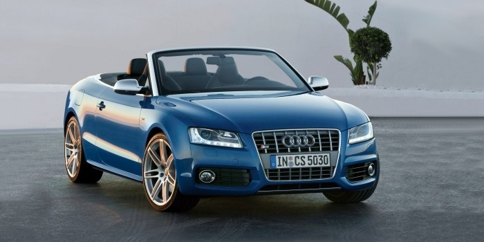 Audi S5 Cabriolet 2009