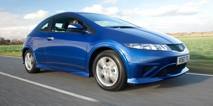 Honda Civic Type S 2007