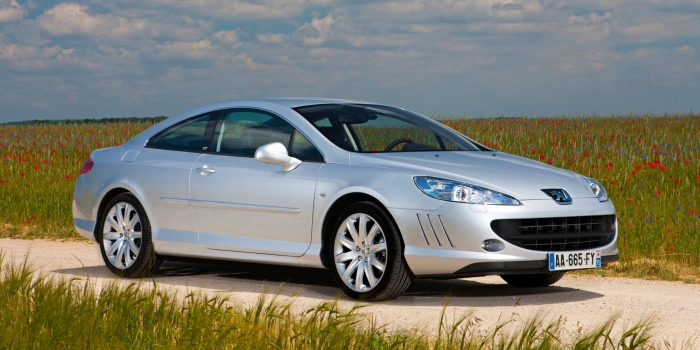 Peugeot 407 Coupe 2005