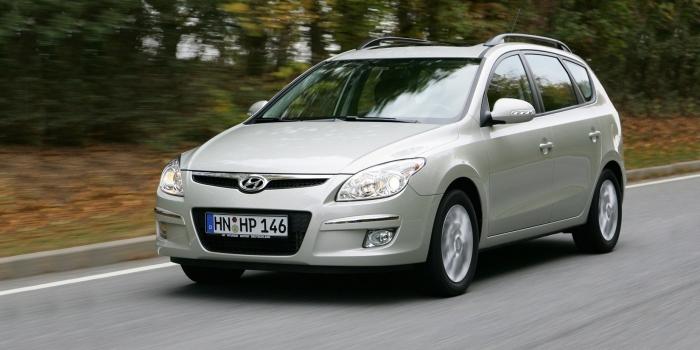 Hyundai i30cw 2008