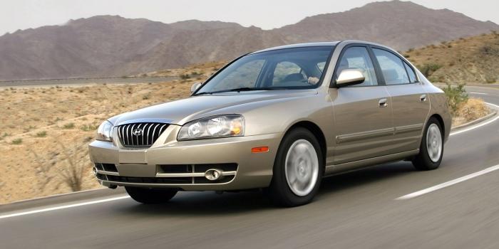 Hyundai Elantra XD 2003