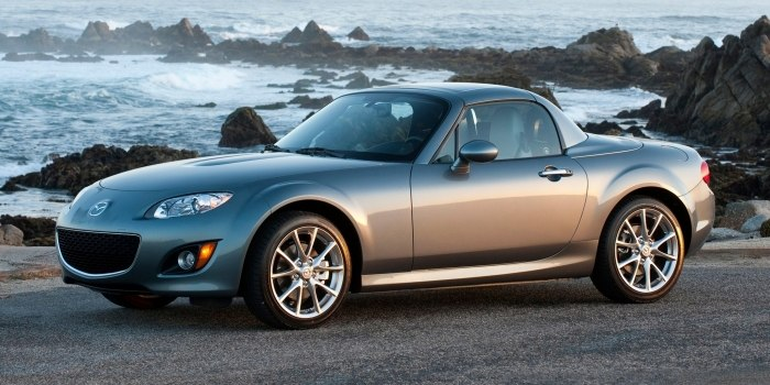 Mazda  MX-5 Roadster Coupe 2009