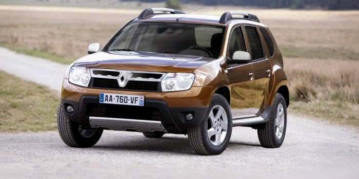Renault Duster 2010