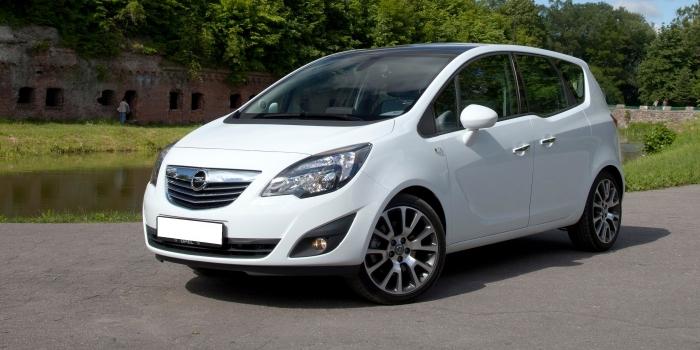 Opel Meriva B 2010