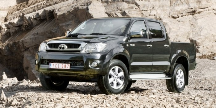 Toyota Hilux Double Cab 2008