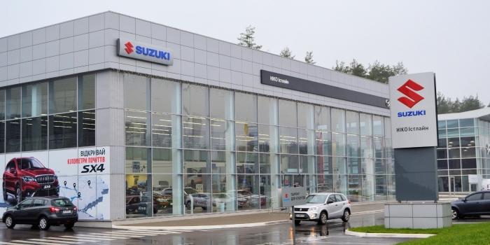 НИКО Истлайн Мегаполис Suzuki