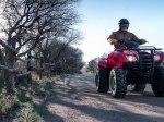 фото Honda TRX420FA Rancher №21