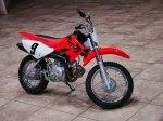 фото Honda CRF70F №7