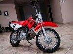 фото Honda CRF70F №18