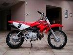 фото Honda CRF70F №21