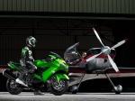 фото Kawasaki Ninja ZZR1400 (Ninja ZX-14R) №8