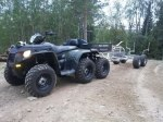 фото Polaris Sportsman Big Boss 6x6 800 №5