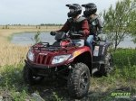 фото Arctic Cat TRV 700 XT №2