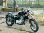Jawa 650 Classic (Police)