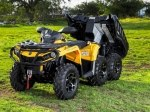 фото Can-Am Outlander 6x6 №12