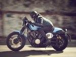 фото Yamaha XV950 Racer №1