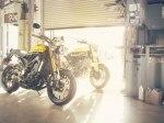 фото Yamaha XSR900 №9