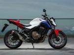 фото Honda CB500F №1