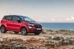 Тест-драйв Ford EcoSport: Кросс в центр поля