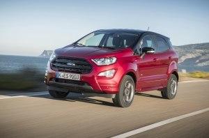 Тест-драйв Ford EcoSport: Ford EcoSport. Урбанизация