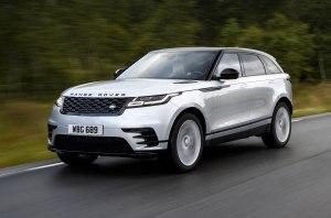 Range Rover Velar. Серийный концепт-кар
