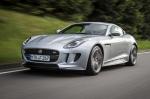 Jaguar F-Type Coupe. Купе, которому сносит крышу