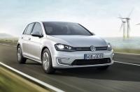 VW e-Golf. Учимся заряжать электромобиль