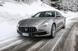 Maserati Quattroporte. Наследник престола