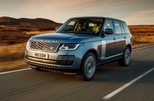 Range Rover. Комфортабелен, проходим и ярок