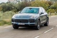 Porsche Cayenne. E-Hybrid против S-ки